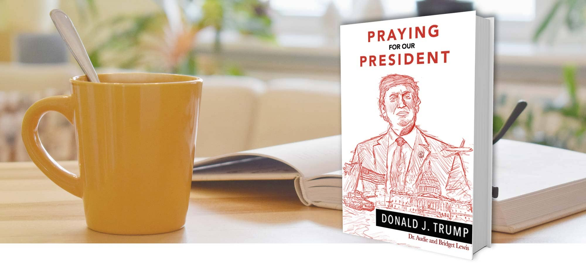 Praying for our President Book